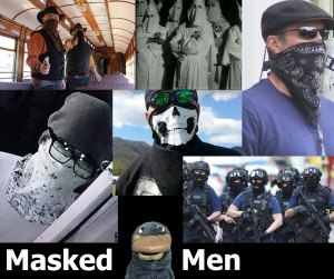 Masked Men