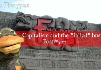 """Capitalism and the """"failed"""" business - Post#507"""