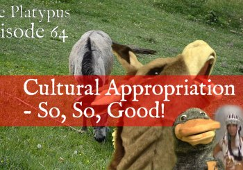 Episode 64 - Cultural Appropriation - So, So, Good!