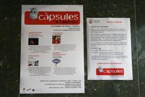 Cartells Capsules L'Hospitalet de Llobregat - Gran Via Sud
