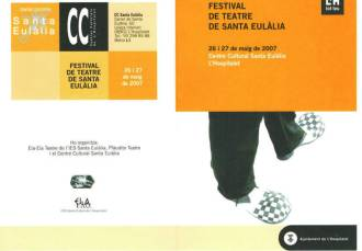 5è Festival d'Arts Escèniques de Sta Eulalia L'H 2007
