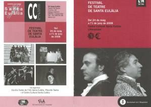 6è Festival d'Arts Escèniques de Sta Eulalia L'H 2008