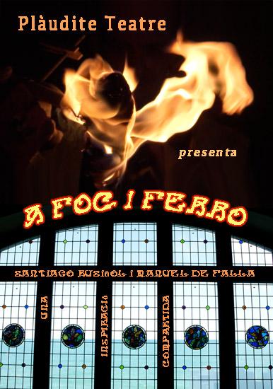 A Foc i Ferro. Santiago Rusiñol y Manuel de Falla, una inspiración compartida