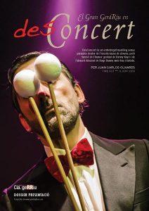Des Concert. Cia. GeRRiu