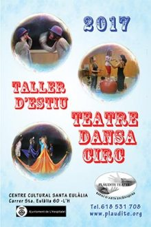 Taller d'Estiu de Teatre Dansa i Circ
