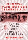 15è Festival d'Arts Escèniques de Santa Eulàlia LH 2017