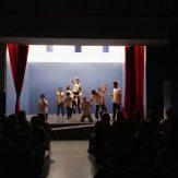 PlaTea actua per a escoles de Bellvitge