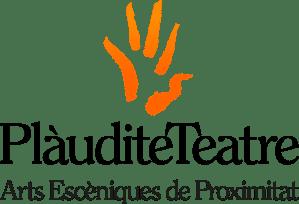 Logo Plàudite Teatre