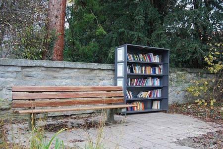 Biblioteka na otvorenom dolazi u grad