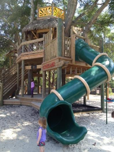 Harold Turpin Park and splash pad
