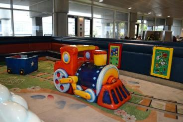 Tampa airport play area