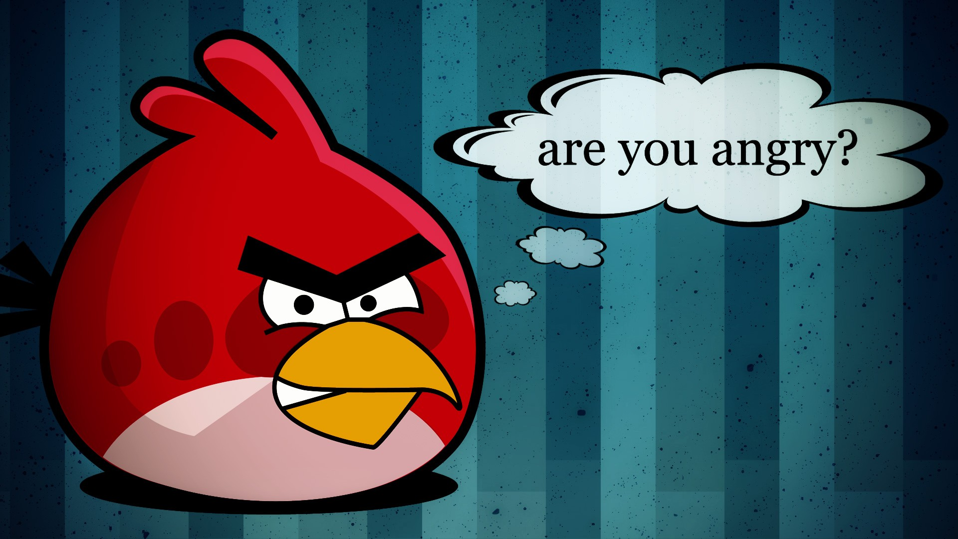 angry birds are you