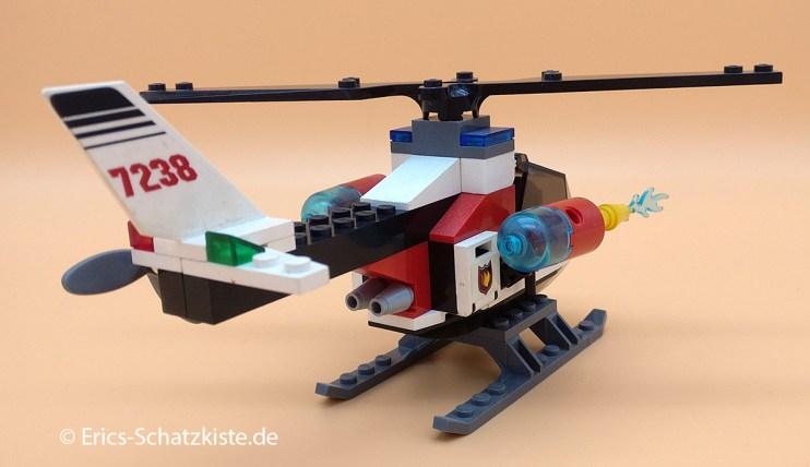 Lego® 7238 City Feuerwehrhubschrauber (Get it @ PLAY-BAY.de)