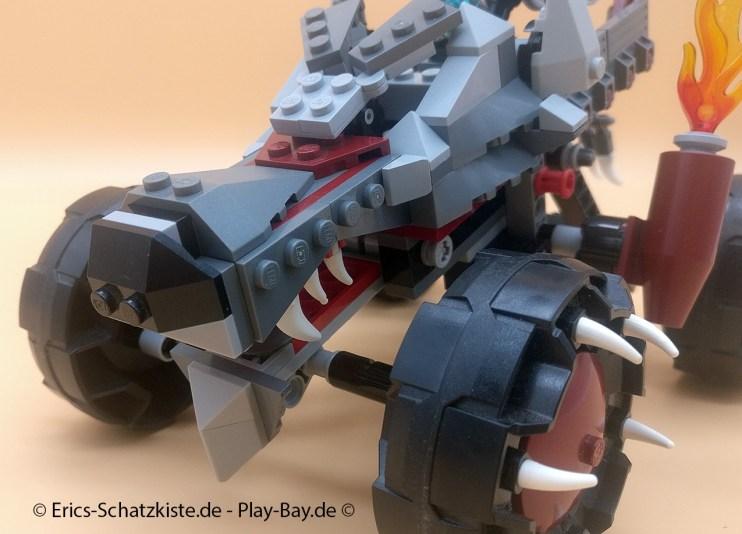 Lego® 70004 [Legends of Chima] Wakz Wolfstracker Wakz' Pack Tracker (Get it @ PLAY-BAY.de)