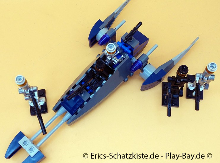 Lego® 8015 [Star Wars] Asssasin Droid Battle Pack (Get it @ PLAY-BAY.de)