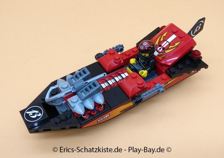 Lego® 8897 [World Racers] Entscheidung am Hai-Riff jagged jaws reef (Get it @ PLAY-BAY.de)
