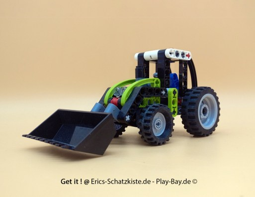 Lego® 8260 [Technic] Mini Traktor Tractor (Get it @ PLAY-BAY.de)