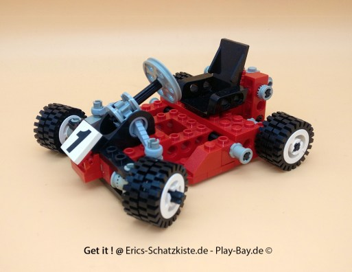Lego® 8815 [Technic] Go Cart Speedway Bandit (Get it @ PLAY-BAY.de)