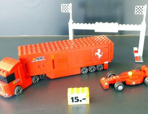 Lego® Ferrari Scuderia