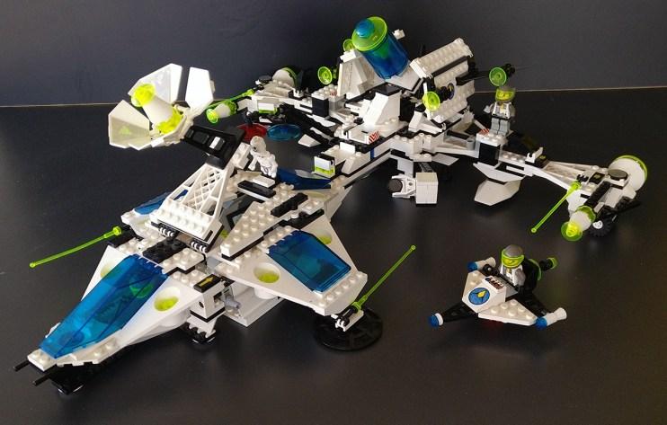 Lego® Exploriens-Raumschiff