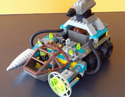 Lego® Rock Raider Bohrwagen