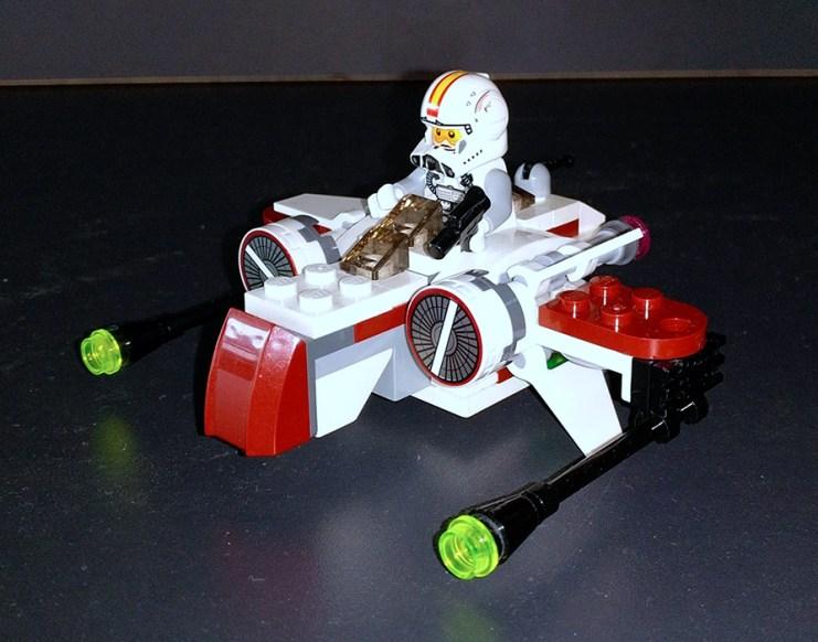Lego® Micro ARC 170