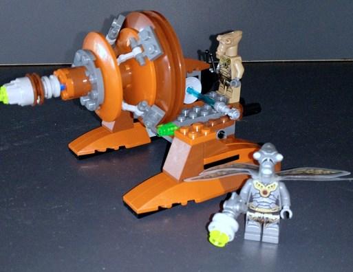 Lego® Geonosian Cannon