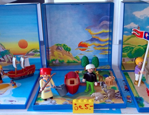 Playmobil® Magnetspiel-Boxen