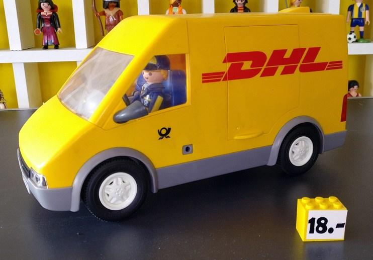Playmobil® DHL Transporter