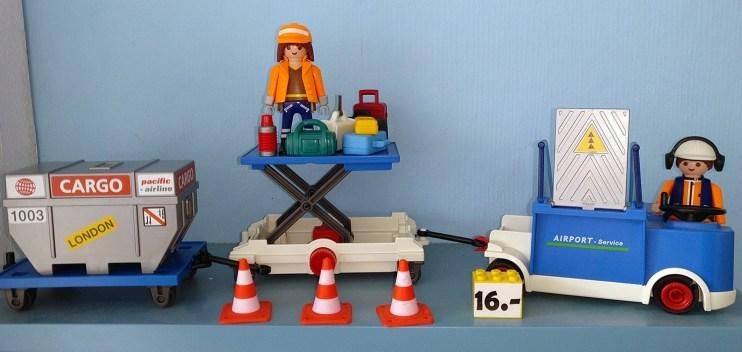 Playmobil® Flughafenfahrzeuge
