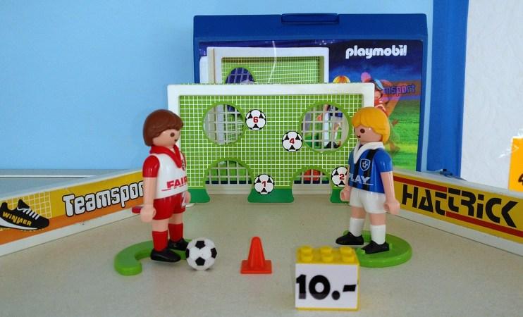 Playmobil® Fußballset mit Box