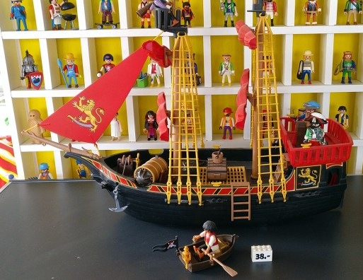 Playmobil® Piratenschiff