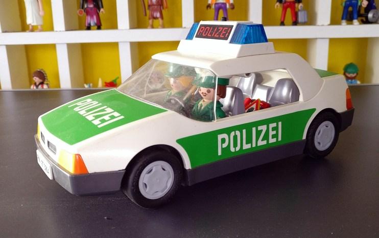 Playmobil® Polizeiauto