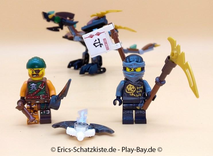 Lego® 70599 [Ninjago] Coles Drache Coles Dragon (Get it @ PLAY-BAY.de)