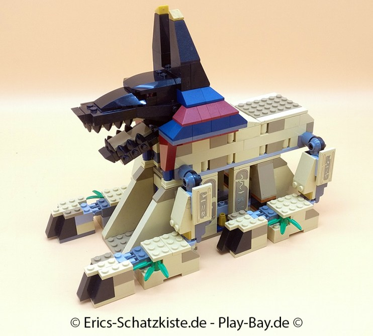 Lego® 7326 [Pharaohs Quest] Geheimnisvolle Sphinx Rise of the Sphinx (Get it @ PLAY-BAY.de)