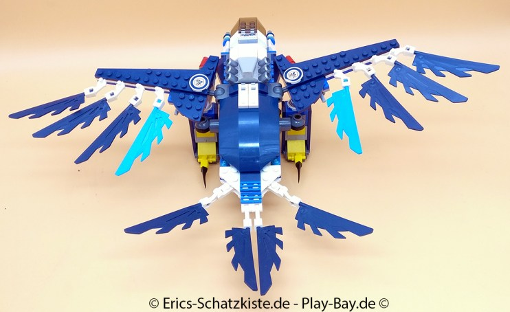 Lego® 70003 [Chima] Eris Adlerjäger / Eris' Eagle Interceptor (Get it @ PLAY-BAY.de)