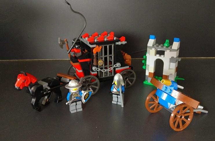 Lego® 70401 [Castle] Goldraub the Gold Getaway (Get it @ PLAY-BAY.de)