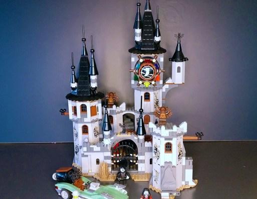 Lego® [Monster Figthers] 9468 Vampirschloss Vampyre Castle (Get it @ PLAY-BAY.de)