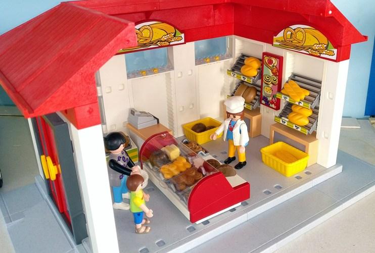 Playmobil® Bäckerei erics-schatzkiste.de
