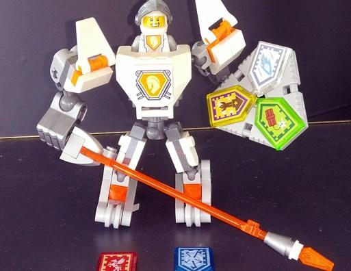 Lego® 70366 [Nexo Knights] Action Lance Battle suit Lance (Get it @ PLAY-BAY.de)