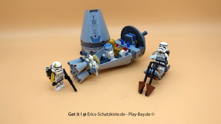 Lego® 9490 [Star Wars] Droid Escape (Get it @ PLAY-BAY.de)