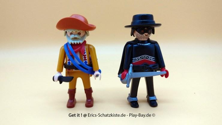 Playmobil® 4533 [Western] Trapper - Zorro (Get it @ PLAY-BAY.de)