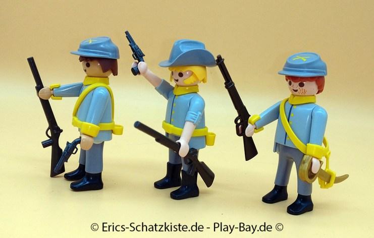 Playmobil® 6276 [Western] 3 Südstaatler (Get it @ PLAY-BAY.de)