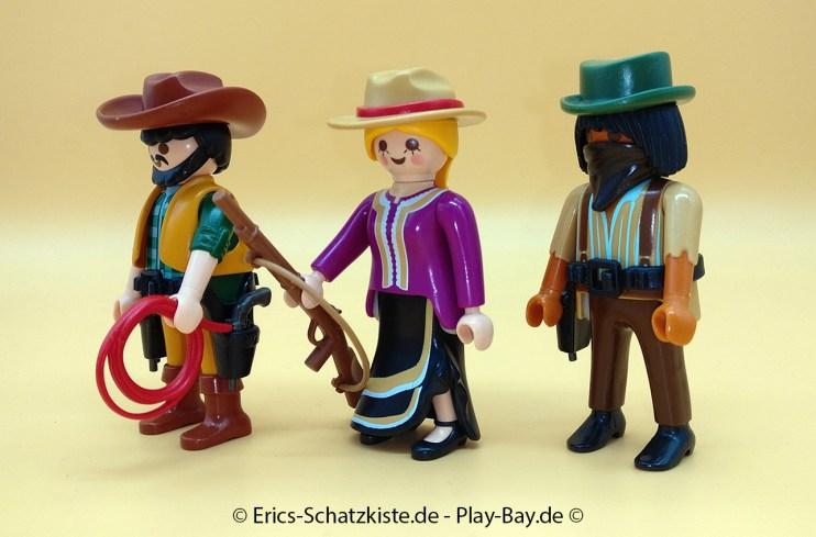 Playmobil® 6278 [Western] 2 Cowboys mit Cowgirl lGet it @ PLAY-BAY.de)