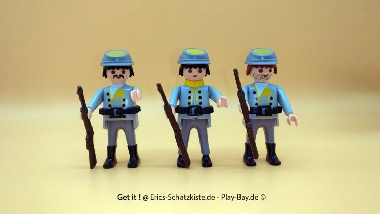 Playmobil® 7046 [Western] 3 Südstaatler (Get it @ PLAY-BAY.de)