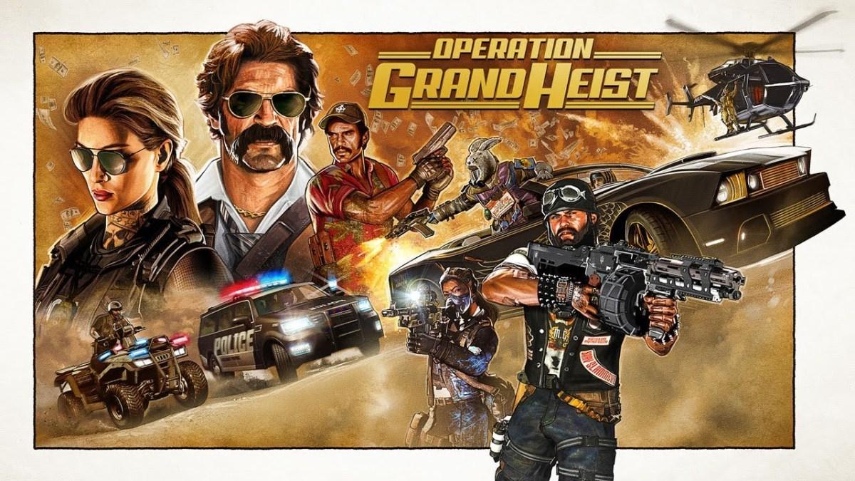 BLACK OPS 4 - Operation Grand Heist erscheint heute zuerst auf PS4