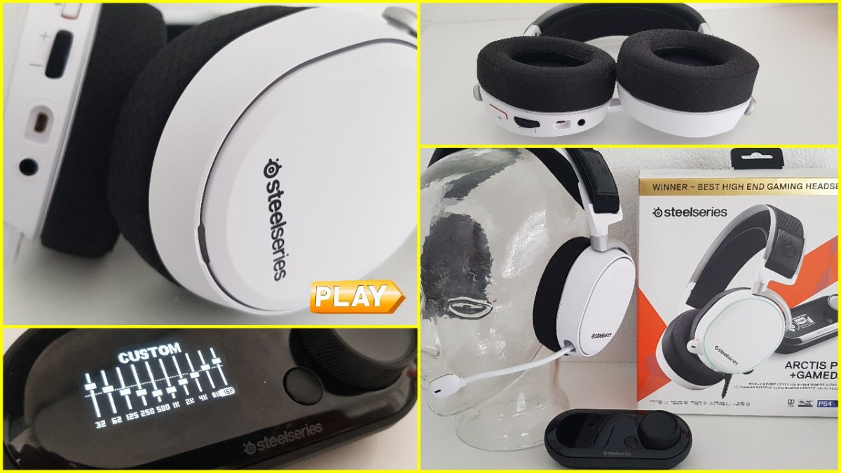 [ TEST ] SteelSeries Arctis Pro + GameDAC Bundle - das ist es!