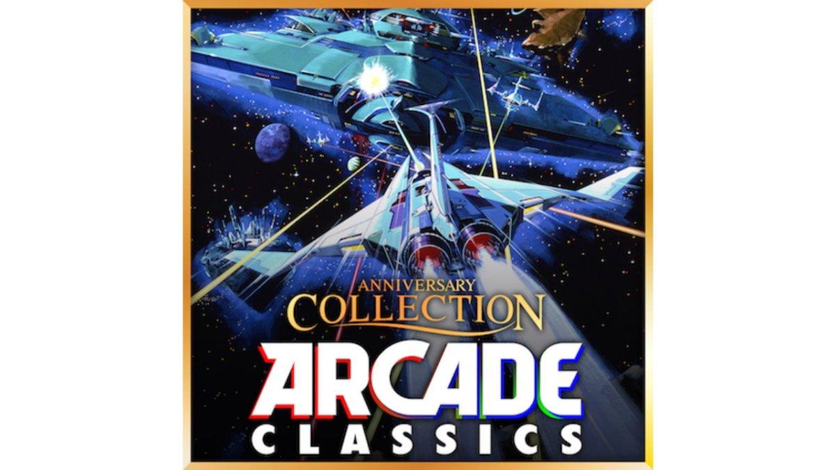 KONAMI - Arcade Classics Anniversary Collection ab heute digital verfügbar