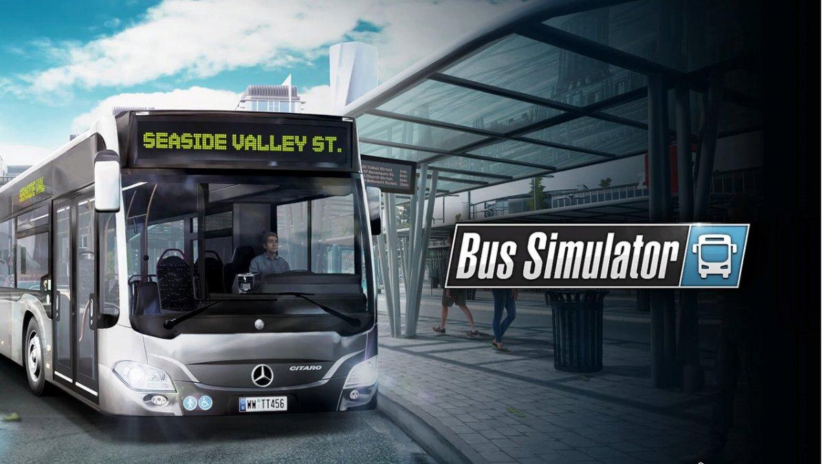 Bus Fahren Spielen