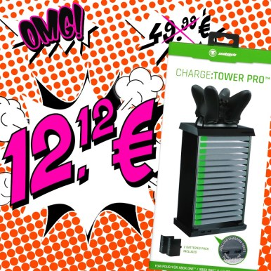 snakebyte_Shop_CHARGE TOWER PRO